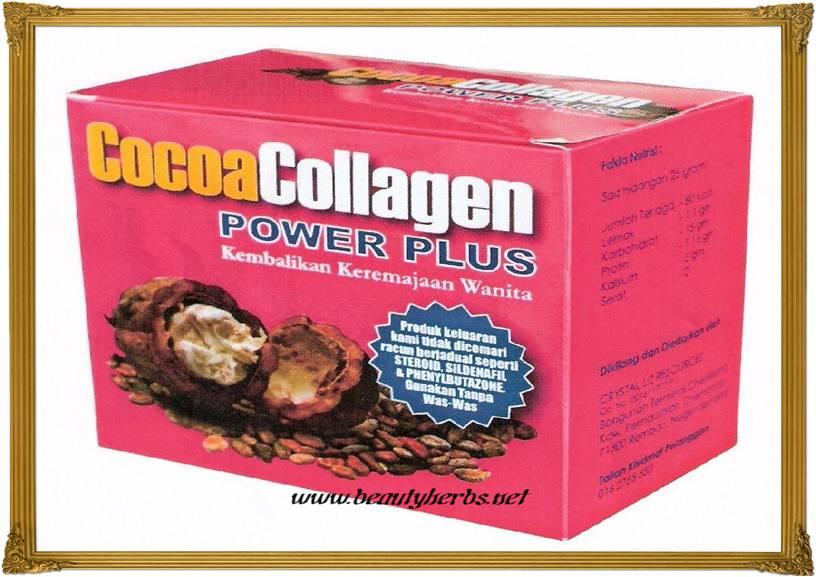 COCOA COLLAGEN POWER PLUS