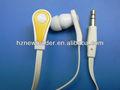accessment proveedor de alto rendimiento de la moda auriculares piezas de plástico