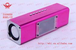bluetooth speaker box music mini speaker wire to rca