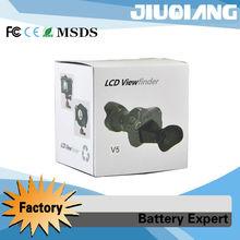 LCD Magnifier Extender Hood EyeCup Viewfinder for Nikon J1 / V1 (V5)