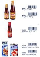 Nestle Cream & Mang Tomas Sauce