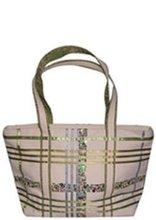 ABC8 embroidery handbag