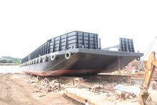 240ft X 64ft Barge