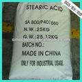 el calor de plástico productos químicos estabilizador de ácido esteárico de aceite msds para los compradores