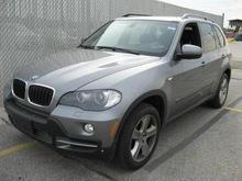 2007 BMW X5 3. 0I used car