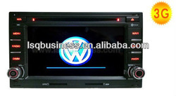 VW Golf4 PEUGEOT 307 accessories with bluetooth driver/Iphone/car GPS/car media player,ST-7606