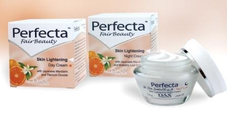 Perfecta face whitening creams