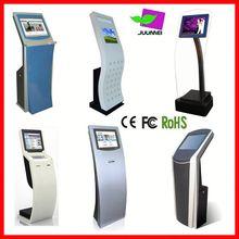 19 inch phone kiosk thermal printer waterproof kiosk