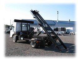 roll-off conversion kit for truck like FUSO Mitsubitsi