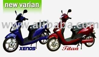 E-Moto, Motor Listrik motorcycle