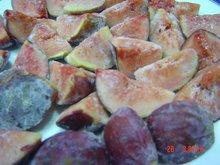 IQF Violet figs Quarters
