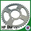 Motorcycle Wheel Sprocket 41T Electrophoresis, Cheap Motorcycle Sprocket Wheel 41t High Quality
