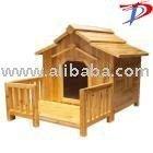 manufacturer of dog wooden house