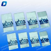 15 ml full bottle shrinkwrap label printing/pvc printed shrink wrap labels supplier