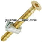 High precision bolt & nut protection cap