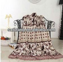 New design polyester quilt bedsheet