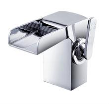 sensor lever wash basin mixer