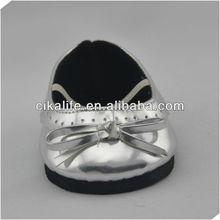 12 pulgadas caliente venta de china de la felpa juguete de los zapatos