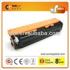 Hot! CE320 Black refill toner cartridge for hp1515