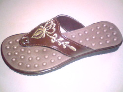 ladies soft chappal