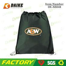 High Quality Custom Waterproof Nylon Drawstring Swim Bag DK-NS048