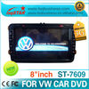 Volkswagen with car GPS/auto radio/car mp3 player,ST-7609