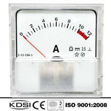 KDSI 10a taiwan technology,analog ampere indicator