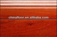 Santos Mahogany wood skirting board