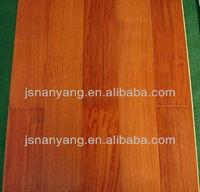mahogany(african hardwood) flooring