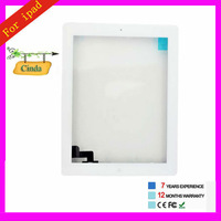 New LCD Digitizer Touch Screen Glass Replacement For Apple ipad 2 White / Black