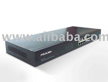 PROLiNK PSW162G 16-Port Switch 10 / 100 / 1000M Gigabit Ethernet Switch