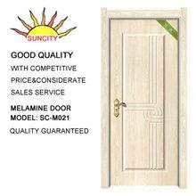 Decorative melamine door swing design SC-M021