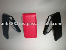 Flip Leather case for Iphone 3G