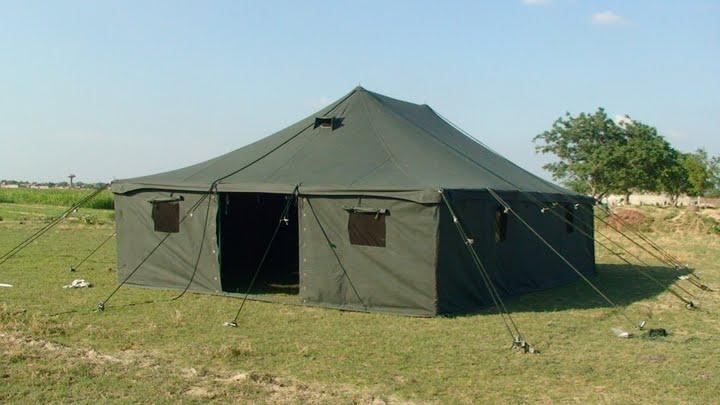 Fire Retardant Tents