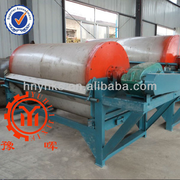 Yuhui 1500gs magnetic separator for concentrating Iron Ore
