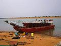 Qzsl- automotora barcaça, barcaças para a venda