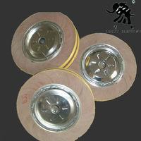 diamond abrasive chuck flap wheel