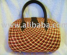 Native Buntal (Oblong-pattern) Handbag