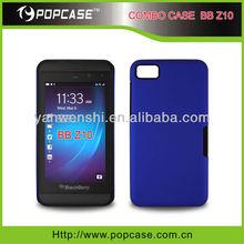 hybrid case for Blackberry Z10 mobile phone case