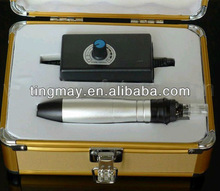 with faster speed adator electric derma stamp pen