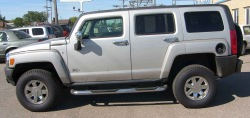 2007 Hummer H3 used cars