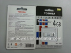 TOSHIBA mini 8GB USB /USB Flash Drives 8G Transmemory mini