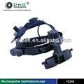 2014 mejor calidad instrumentos de óptica y oftalmoscopio otoscopio set
