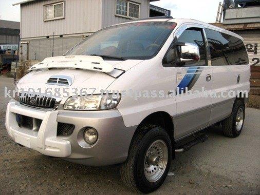 Hyundai Starex 2002 4WD Used Car Korea