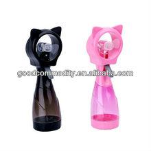 Cat Water Spray Fan Water Spray Fan Handy Cooler Fan