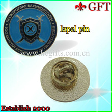 High quanlity soft enamel souvenir pins made in china