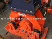 excavator rammer, used attachment, used parts