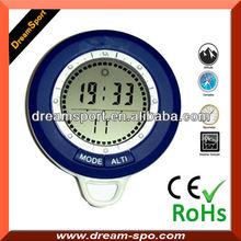 Altimeter,Mini Multifunction Digital Altimeter & Compass,Digital Altimeter Thermometer with barometer with weather forecast