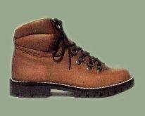 Razorback Leather Hiking Boots