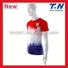 football shirt no logo